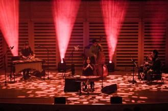 Park Jiha in concert at King's Place, London, 25 October 2017. Photo: KCCUK