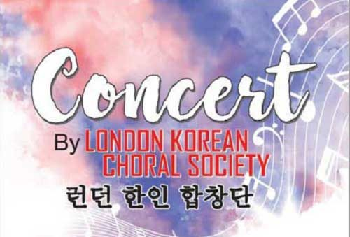 Featured image for post: Event news: concert by London Korean Choral Society