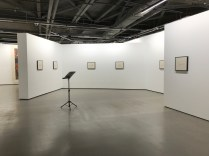 Young In Hong: Prayers (2017) - installation view