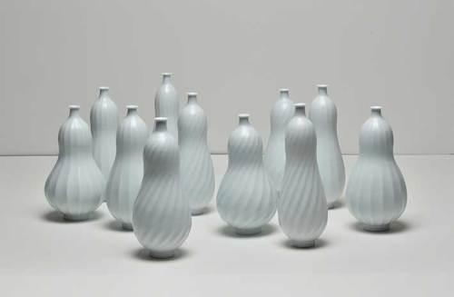 Park Seo-Hee, Polygonal Vessels, 2017