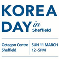 Thumbnail for post: Event news: Korea Day in Sheffield