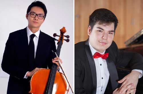 Featured image for post: KCC April House Concert: Yong-Jun Lee (Cello) + Alim Beisembayev (piano)