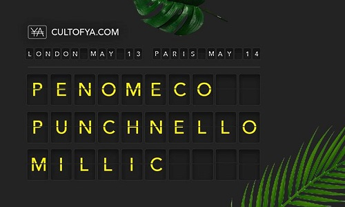 Post image for K Hip-hop: Penomeco, Punchnello, Millic in London