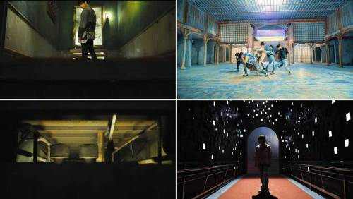 """Stratified Space in """"Fake Love"""": performance and storyspaces"""