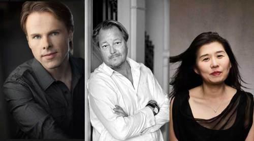 Colin Ainsworth, Magnus Billstrom + Suna Chung