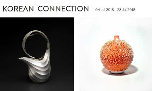 Featured image for post: Korean Crafts at the Scottish Gallery: the Korean Connection