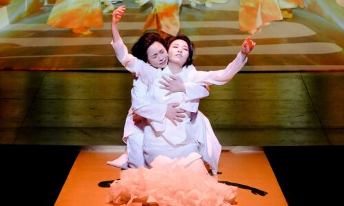 Post image for Theatre visit: a changgeuk Trojan Women