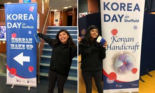 A fun day trip to Sheffield's Korean festival