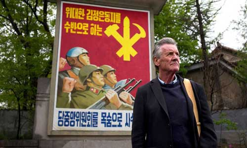 Post image for Michael Palin in North Korea on Channel 5