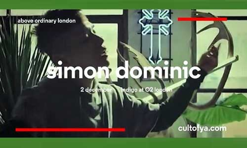 Featured image for post: Simon Dominic, ELO, DJ Pumkin in London