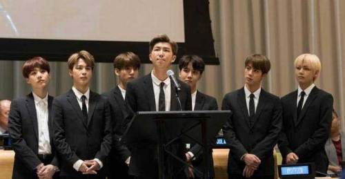 BTS at The United Nations