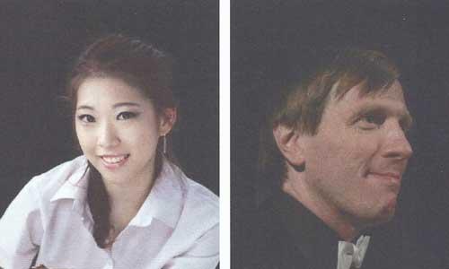 Julia Hwang + Charles Matthews