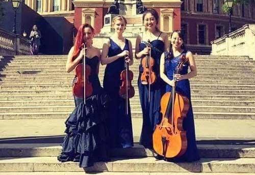 Salome Quartet