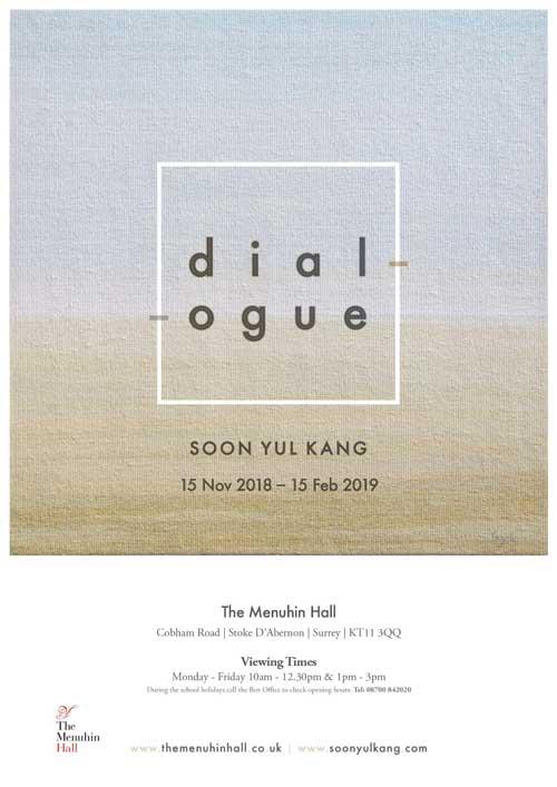 Soon Yul Kang: dialogue poster 500px