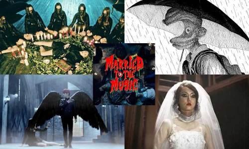 Gothic KPOP videos composite