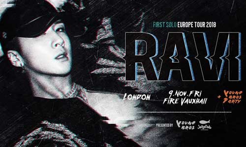 Featured image for post: Ravi of VIXX plays Vauxhall