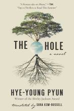 Pyun Hye-young: The Hole - cover