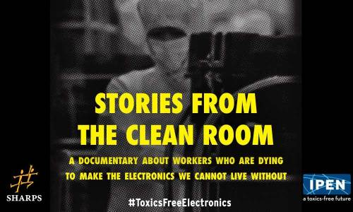 Stories from the Clean Room