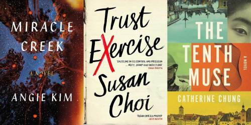 Korean American books 2019