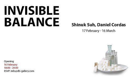 Invisible Balance poster