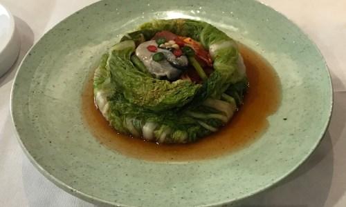 Kaeseong bossam kimchi