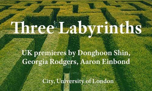 Three Labyrinths
