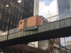 Suh Doho: Bridging Home, London in mid-installation