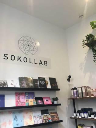 SOKOLLAB Kpop Corner