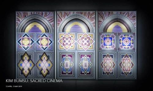 Kim Bumsu - Sacred Cinema