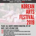 Thumbnail for post: Korean Arts Festival 2019 in Kingston Parish Church