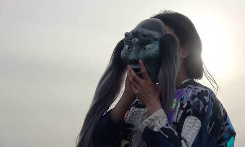 Zadie Xa: Child of Magohalmi and the Echos of Creation. 2019 HD video film still