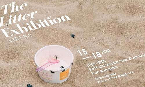 Litter exhibition
