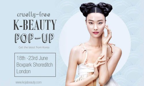 KOJA Beauty pop-up