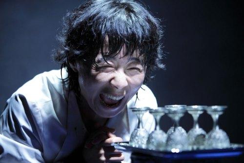 Lee Sang-hee as Macbeth