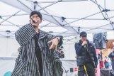 Kingston Korean Harvest Fest 2018 - the community stage (photo KBCE)