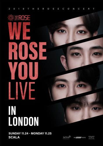 We Rose You Live poster