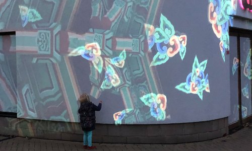 Yiyun Kang projection, Canterbury