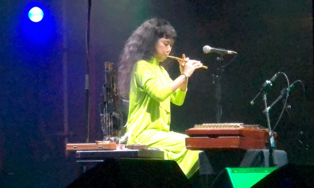 Park Jiha at Rick Mix, 17 October 2019