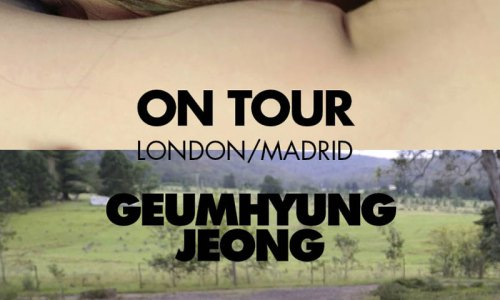 Geumhyung Jeong: London / Madrid