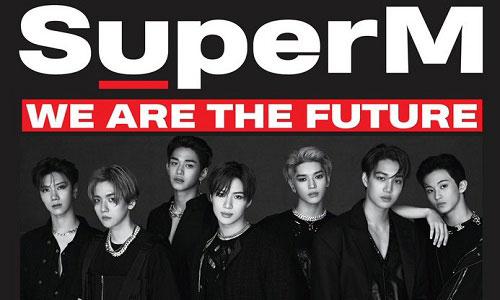 SuperM We are the Future