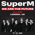 "Thumbnail for post: SuperM ""We are the Future"" tour at the O2 Arena"