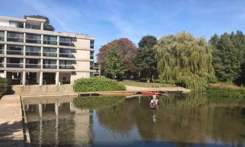 Wolfson College Oxford