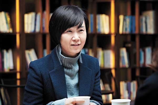 Author Cho Nam-joo