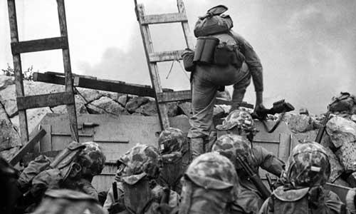 Korean War image