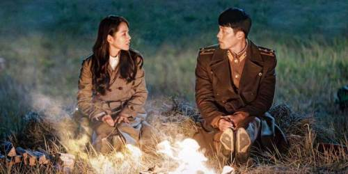 Jeong-hyeok and Se-ri at a safe distance