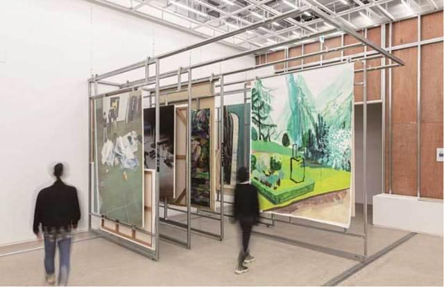 Jewyo Rhii Artist of the Year installation