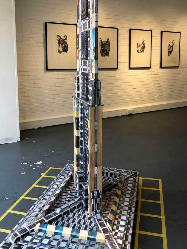 Joonhong Min: Non-monumental Monument (2020)