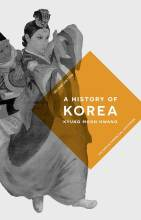 Cover artwork for book: A History of Korea (Macmillan Essential Histories)