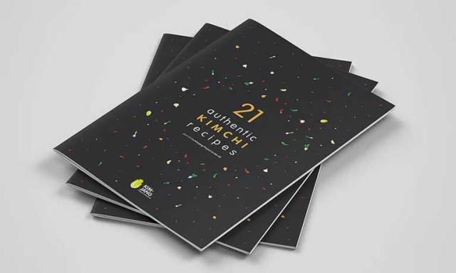 Kimjang Project recipe book
