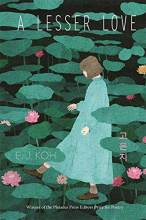 Cover artwork for book: A Lesser Love